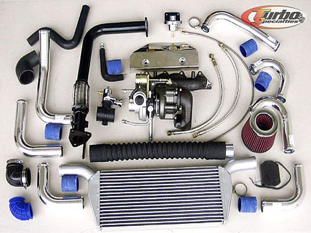 Tsi Extreme Turbo Kit For 1992 1996 Honda Accord Ha2501e