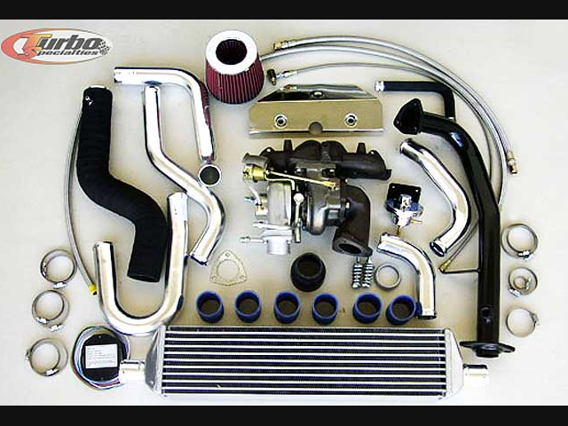 Tsi Extreme Turbo Kit For 1992 00 Honda Civic D16 D15