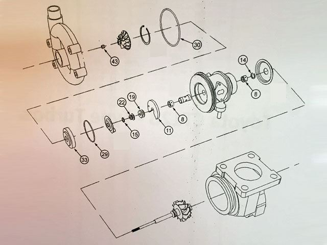 ct20 turbo rebuild instructions