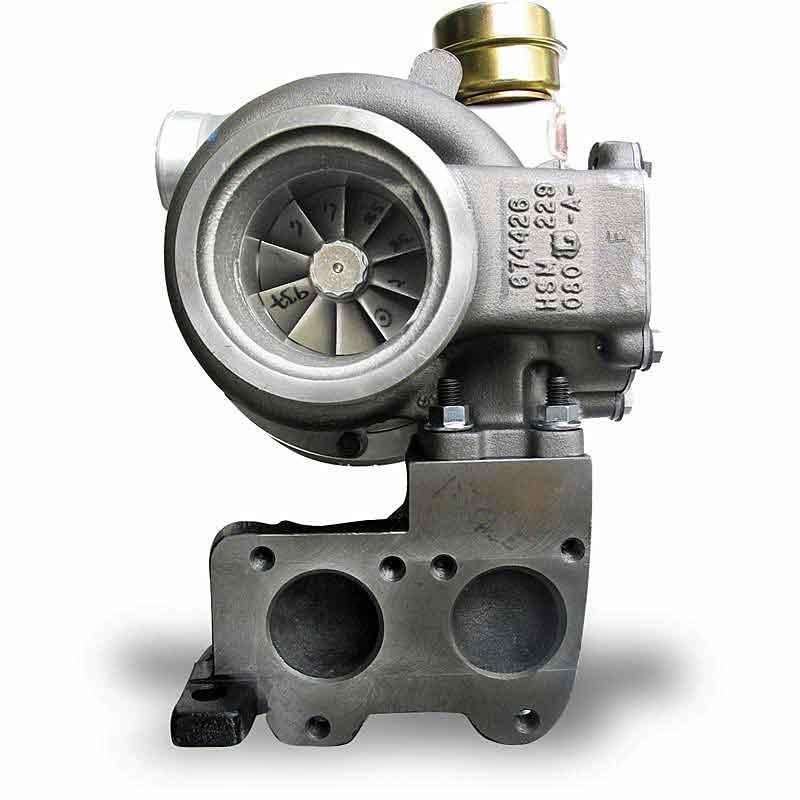 2001-2004 Duramax Remanufactured Turbocharger | OEM IHI ...