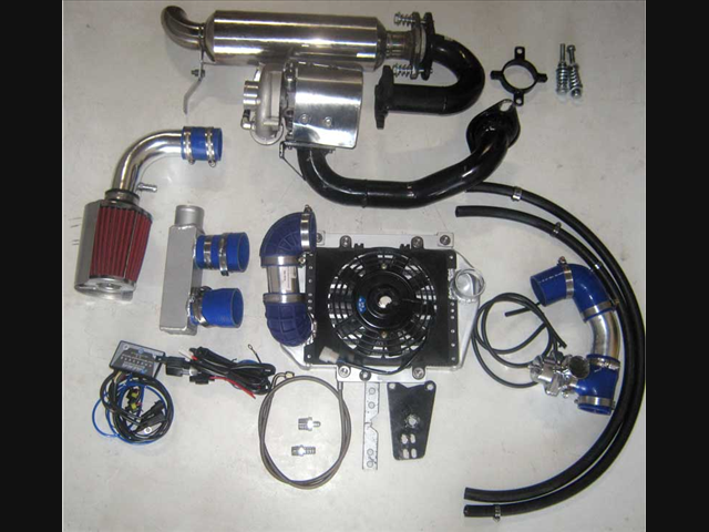 2011 2014 Polaris RZR 900 Turbo Kits