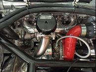 Hahn Stage 1 SST Turbosystem