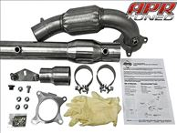 APR High Flow 3in Downpipe