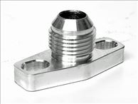 Garrett GT-GTX Oil Drain Flange - -10an Threaded