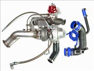 ATP Garrett 2.0T FSI Turbo Upgrade Kit - 450HP