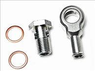 14mm Banjo Fitting Set - Push On Hose