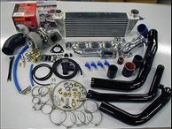 Hahn RaceCraft Stage II Turbo Kit