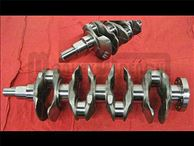 Lightweight Knife-Edged Crankshaft - Toyota 2ZR-FE