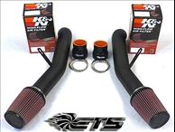 ETS Twin Turbo Air Intake Kit