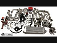 TurboKits.com Genesis Coupe 3.8L Single Turbo Kit