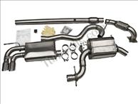 Volkswagen R32 » Cat Back Exhaust
