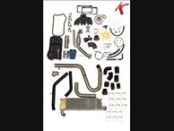 Kinetic Motorsport Stage II Turbo Kit MKIII VR6 (OBDI)