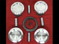 Wiseco Piston Set - Toyota 2ZR-FE