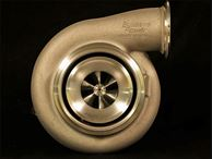 72mm (2.8in) Street Billet Turbocharger - 1000HP