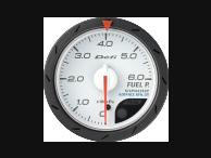Defi Advance CR 52mm Fuel Pressure Gauge