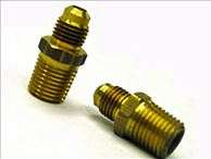 Oil Feed Fitting - -4an to NPT
