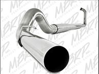 5 Inch Turbo Back Single Side Exit T409