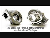 Garrett GT2554R (aka GT25R) Ball Bearing Turbo