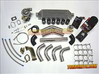 TurboKits.com Universal Twin Turbo Kits for 2.8L - 6.0L Motors