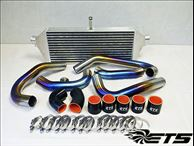 ETS Titanium Front Mount Intercooler Upgrade Kit