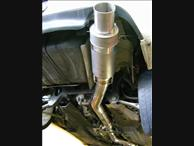 HKS Catback Exhaust Titanium Muffler and Tip