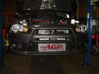 AGP Front Mount Intercooler (FMIC)