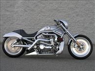 Turbo Kit for 2002-2014 Harley Davidson V-Rod/Nigh Rod