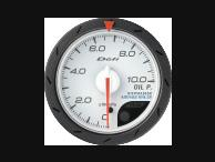 Defi Advance CR 52mm Oil Pressure Gauge