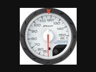 Defi Advance CR 52mm Oil Temp Gauge