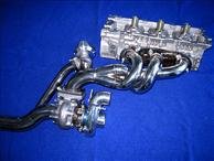 SFR Twin Turbo Kit