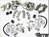 ETS Stock Location Twin Turbo Kit