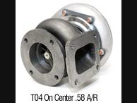 Garrett GT3582R (aka GT35-40R) Ball Bearing Turbo