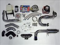 Black Label Fabrication Turbo Kit