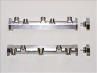 Genesis 3.8L Billet Fuel Rails