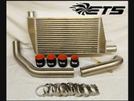 ETS Lancer Ralliart Intercooler and Upper Pipe Kit