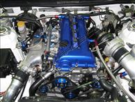 Full Race Twinscroll Turbo Kit