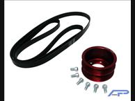 Agency Power Underdrive Crank Pulley Kit