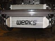 WERKSracing 2.0L Bolt On Street Intercooler