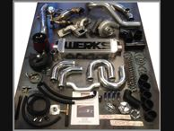 WERKSracing Solstice-SKY 2.4L Stage 1 300hp Turbo Kit RTR Package