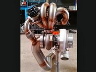 SFR Bottom Mount Turbo System