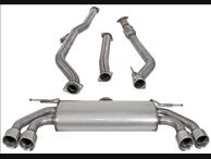 AEM Performance Turbo-Back Exhaust