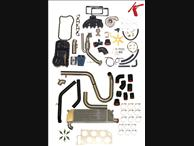 Kinetic Motorsport Stage III Turbo Kit MKIII VR6 (OBDII)