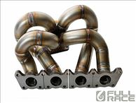 Honda CRX » Turbo Manifolds