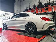 VR Tuned ECU Tuning Box Kit for 2014-2018 Mercedes-Benz CLA 250, GLA