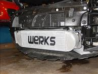 WERKSracing 2.0T Bolt On Street Intercooler