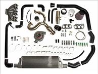 Kinetic VR6 Stage II MKIV 12v Turbo Kit for 1999-2003