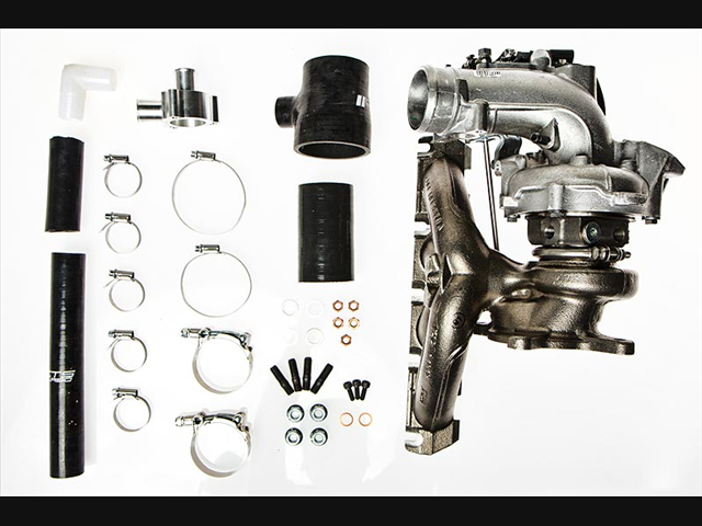 2008-2012 Audi A3 | CTS TURBO MK6 2 0T TSI Borg Warner K04 Turbo Kit