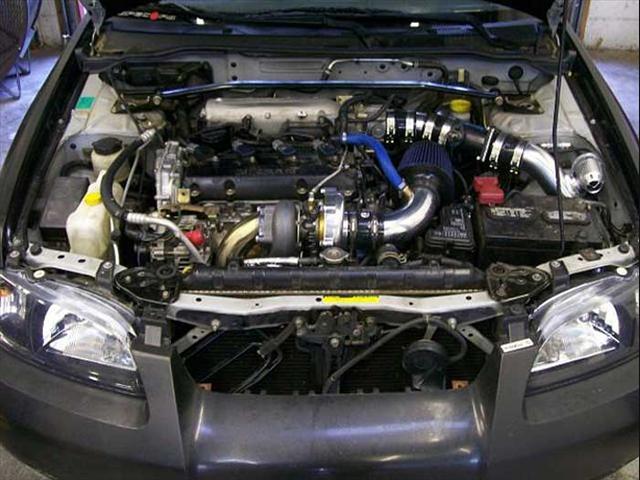 TurboKits com | Nissan Sentra SER and SPECV Turbo Kit for 02-06