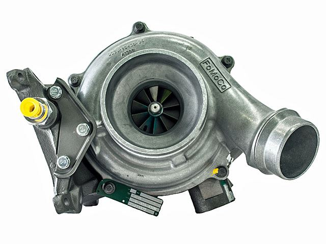 6.7 Powerstroke Problems >> NEW Garrett 6.7L Powerstroke OEM Turbo for 2011-2015 Ford ...