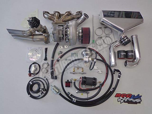 RCC Hayabusa Stage 1 Turbo Kit | 99-07 Hayabusa GSXR 1300 | On Sale